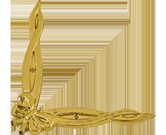 Накладка для дипломов 1524-057-100